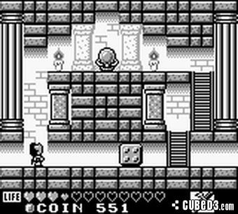 [Game Boy] Pour la Grenouille Sonne le Glas / Kaeru no Tame ni Kane wa Naru  Frog4