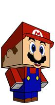 Personajes al cubo - Cubeecraft 018a