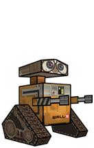 Personajes al cubo - Cubeecraft 266a