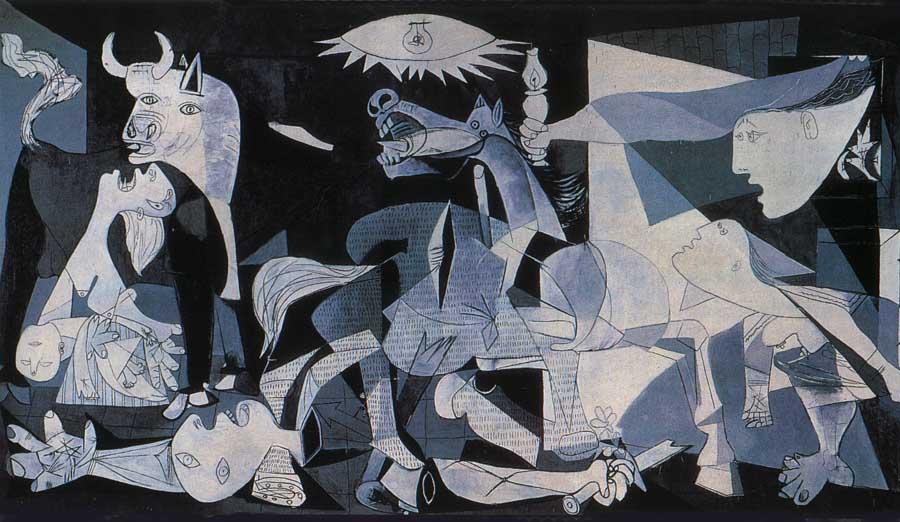 EL VIOLINISTA DE AUSCHWITZ Guernica