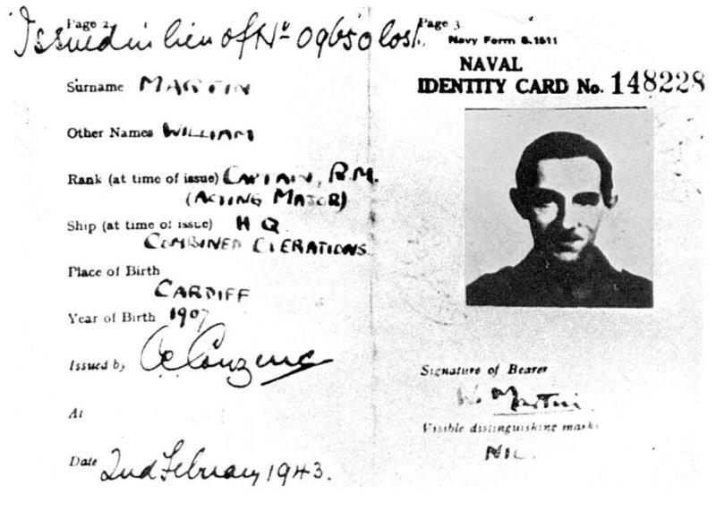 El Hombre que Nunca Existió Falso_pasaporte_William_Martin_web