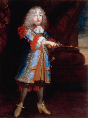 Louis-Joseph de France, premier Dauphin M071404_00d1497_p