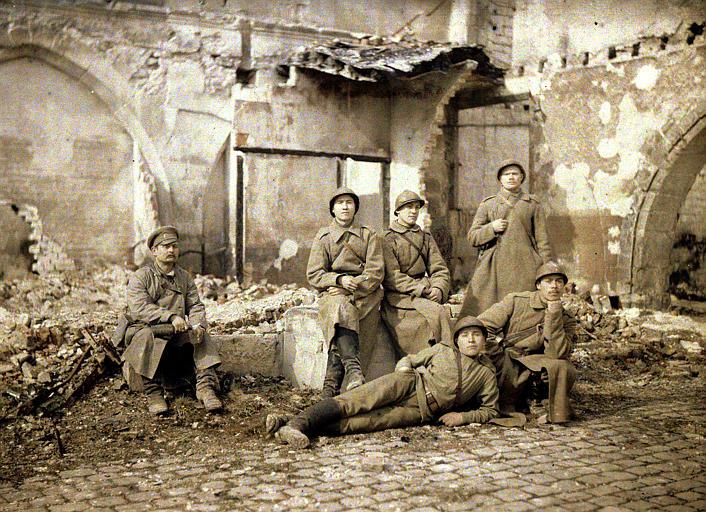 Fotos a color de la 1 guerra mundial Sap01_cvl00046_p