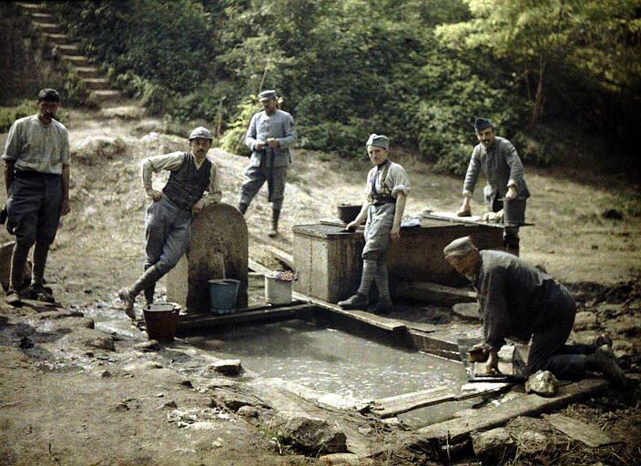Fotos a color de la 1 guerra mundial Sap01_cvl00091_p