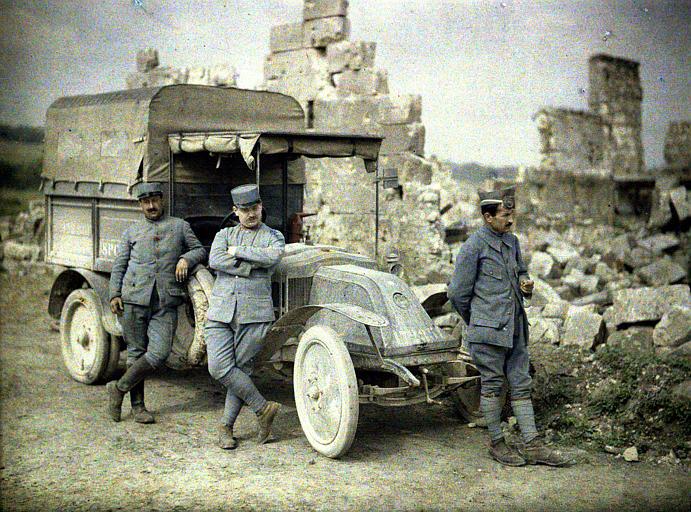 Fotos a color de la 1 guerra mundial Sap01_cvl00136_p