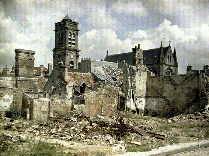 Fotos a color de la 1 guerra mundial Sap01_cvl00141_p