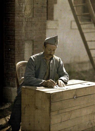 Fotos a color de la 1 guerra mundial Sap01_cvl00153_p