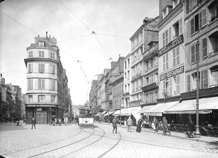 Photos historiques du réseau havrais (bus, tram, funi...) Sap01_1fs02098_p