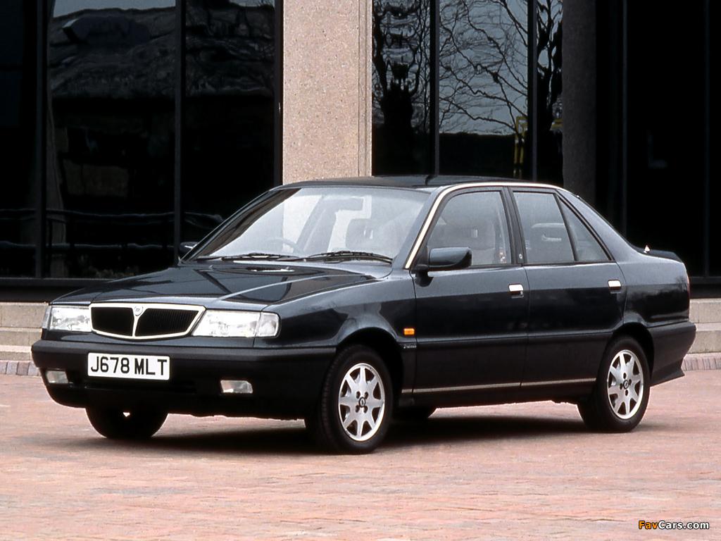 Per chi negli anni '80... Lancia-Dedra-1989