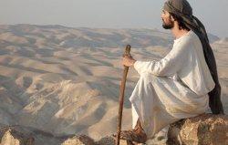Priere du soir - Page 5 Jesus-au-desert