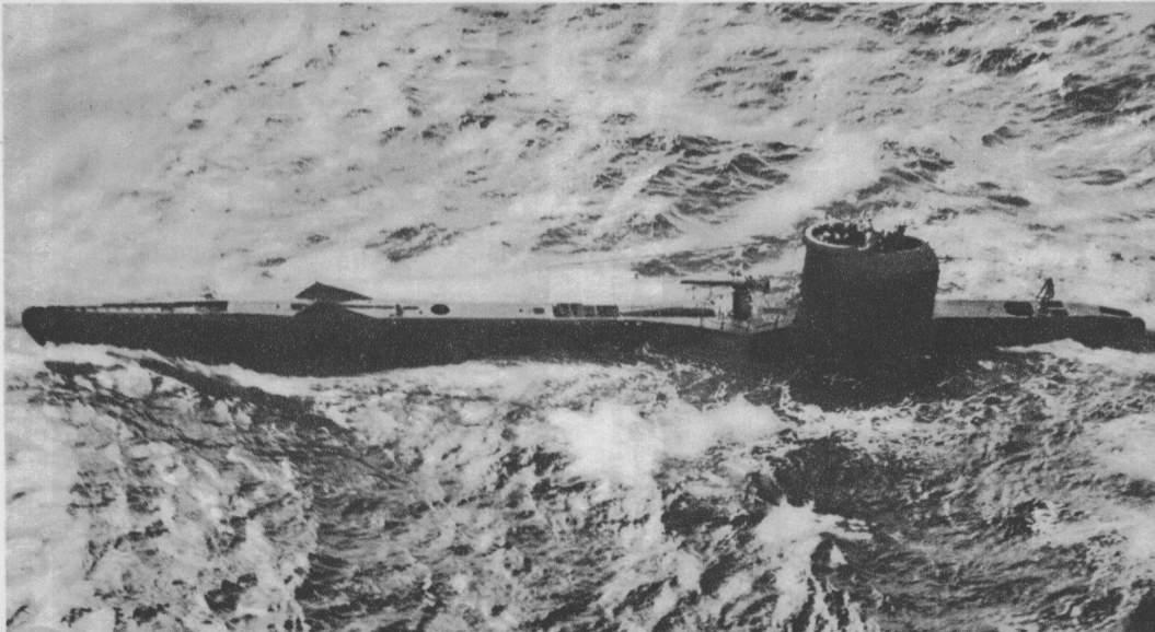 photos de sous-marin et de leur équipage Pic3