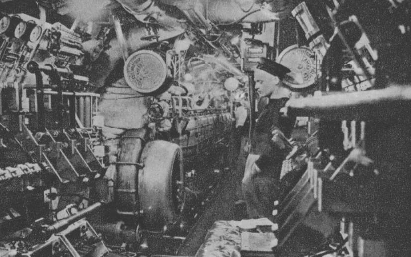 photos de sous-marin et de leur équipage Pic33