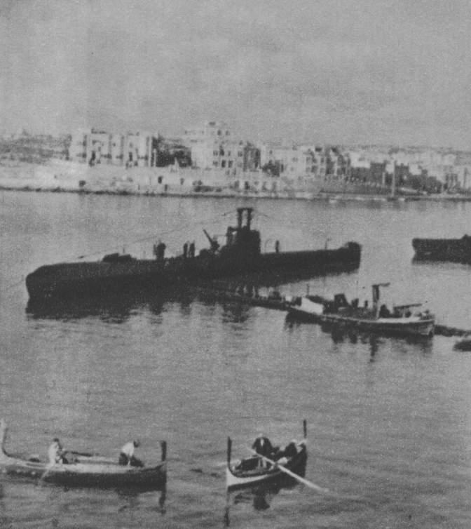 photos de sous-marin et de leur équipage Pic5
