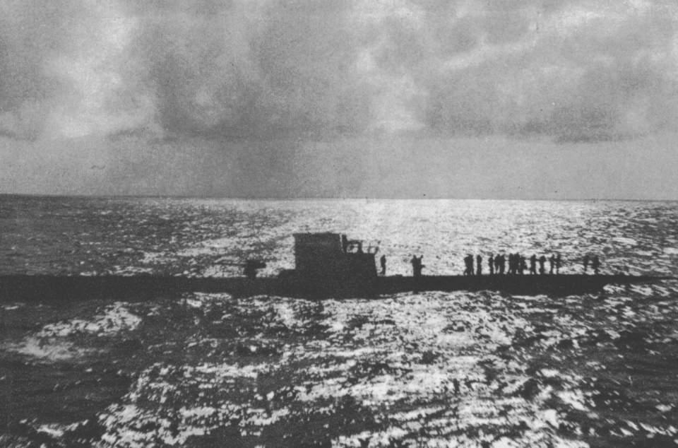 photos de sous-marin et de leur équipage Pic6