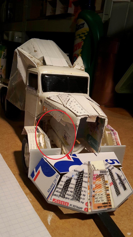 [Déterrage] Wolf Truck sur base de Diamond Reo AMT au 1/24 Wolf-123b