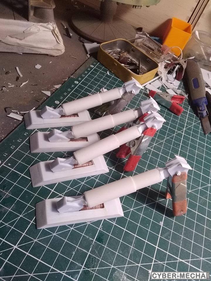 Plateforme d'élevation pour Gundam ......Quand on et chaud ; 1567963928