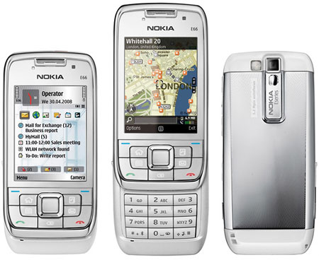 Reques Firmware BB5 update Nokia-e66-mobile-phone