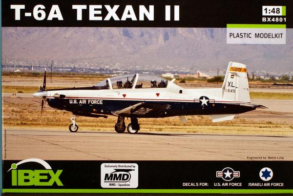 Cromo del Nuevo T-6 Texan SEMAR-Escuela de Aviación Naval Ibex_4801_title