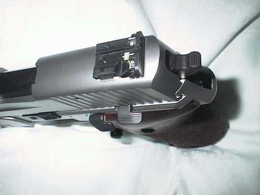 SIG P220 9para Sight
