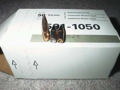 Matériel indispensable à un SIG 553 Bullets