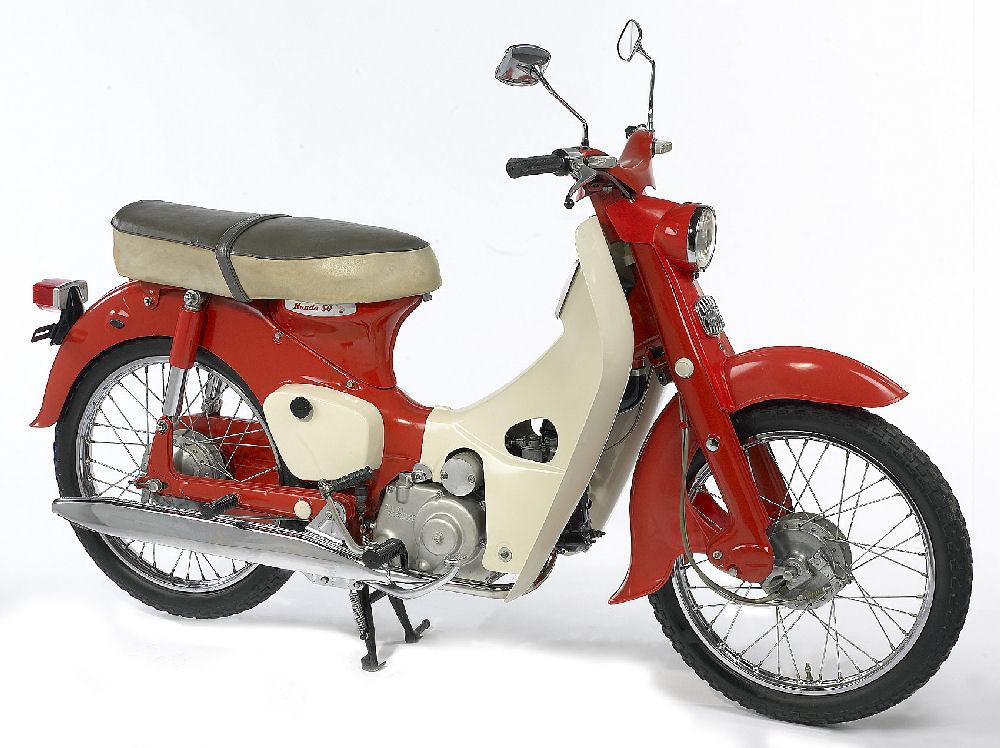 Garagem de Sonho! HondaCub