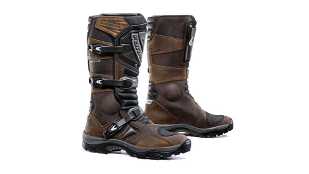 Botas para montar en moto - Página 2 Forma-adventure-boots