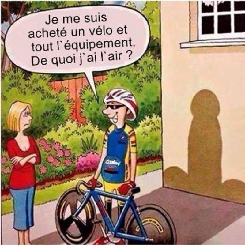 Le vélo...la mort lente de l'économie !!! 77881