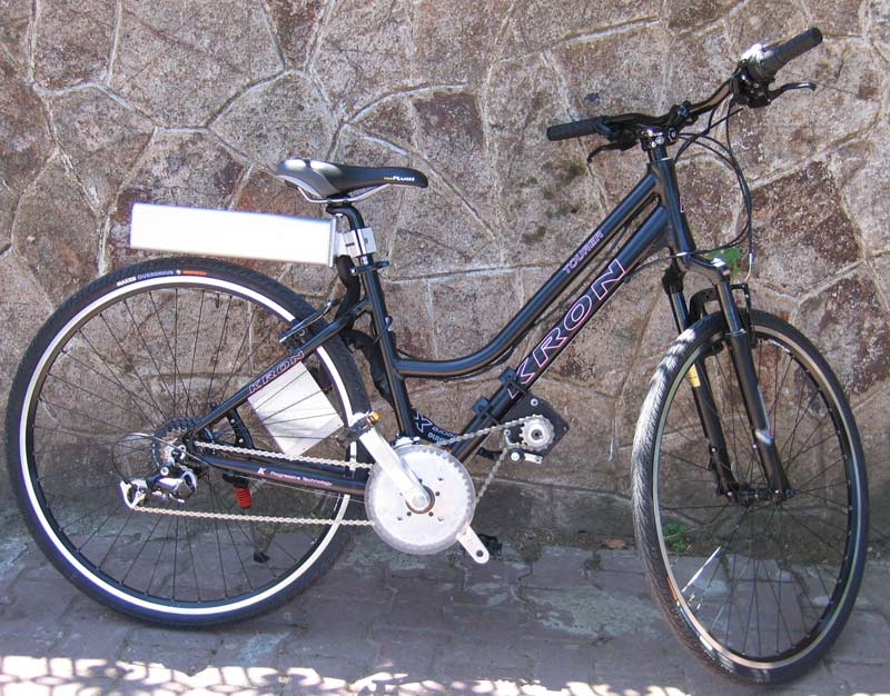 Kit Motor Central eje pedalier Nuvinci Rohloff Nexus Sram ... - Página 4 Kron
