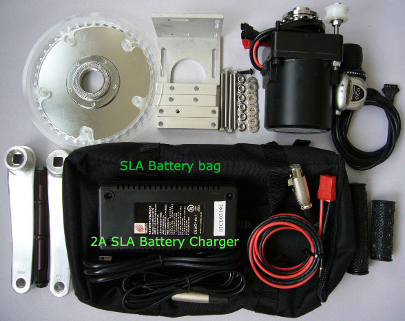 Kit Motor Central eje pedalier Nuvinci Rohloff Nexus Sram ... - Página 4 Diykit