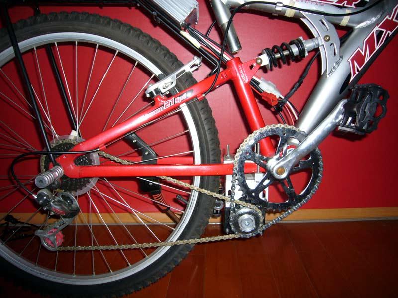 Kit Motor Central eje pedalier Nuvinci Rohloff Nexus Sram ... - Página 4 DoubleMTB