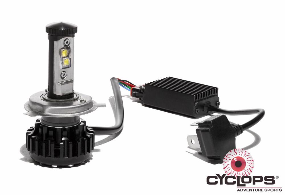 High Output H4 bulbs CIL-LEDMD-H4
