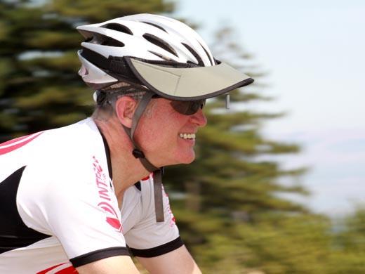 Vélo couché et coups de soleil sur le visage Cycling_Rezzo_Closeup3