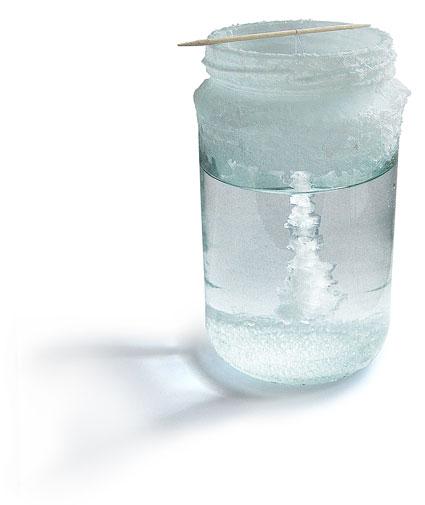 500 Million Year Old Spark Plug?  The Coso Artefact  Salt-crystal-2-425