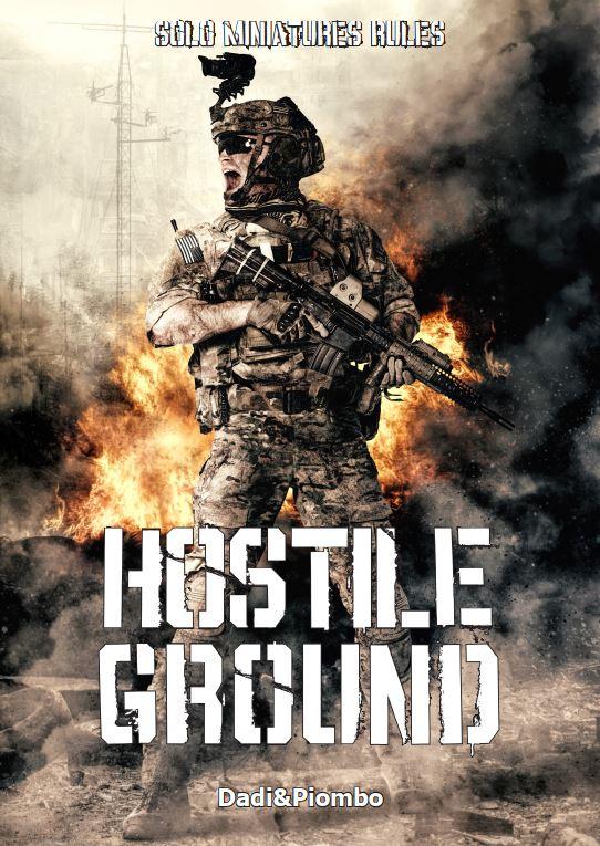 Impetus Warbook 1 and Hostile Ground Hostile