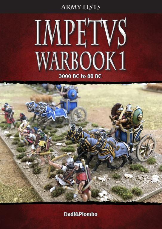Impetus Warbook 1 and Hostile Ground Warbook1