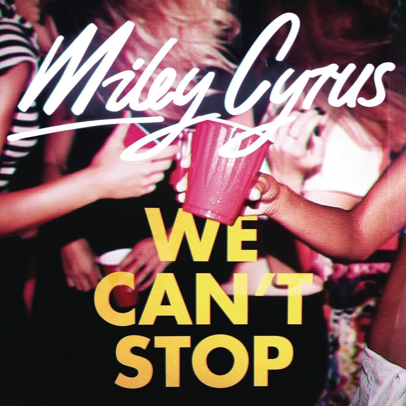 [SINGLE] MILEY CYRUS - WE CAN'T STOP 262033