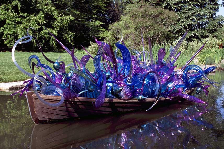 tout ce que tu ne peux pas poster à ton ex Boat-Missouri-Botanical-Garden-Dale-Chihuly