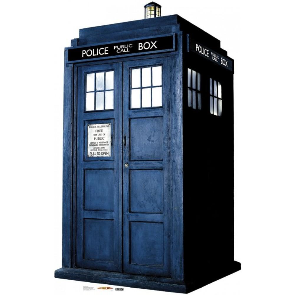 [Taverne] Doctor Who Tardis