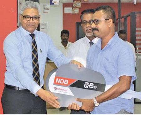 NDB Leasing Centers open at Gampaha, Negombo Z_FIN-piv-NDB-02