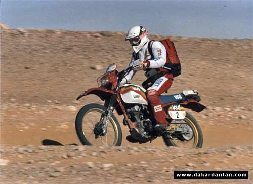 paris dakar en 125 xls 1509