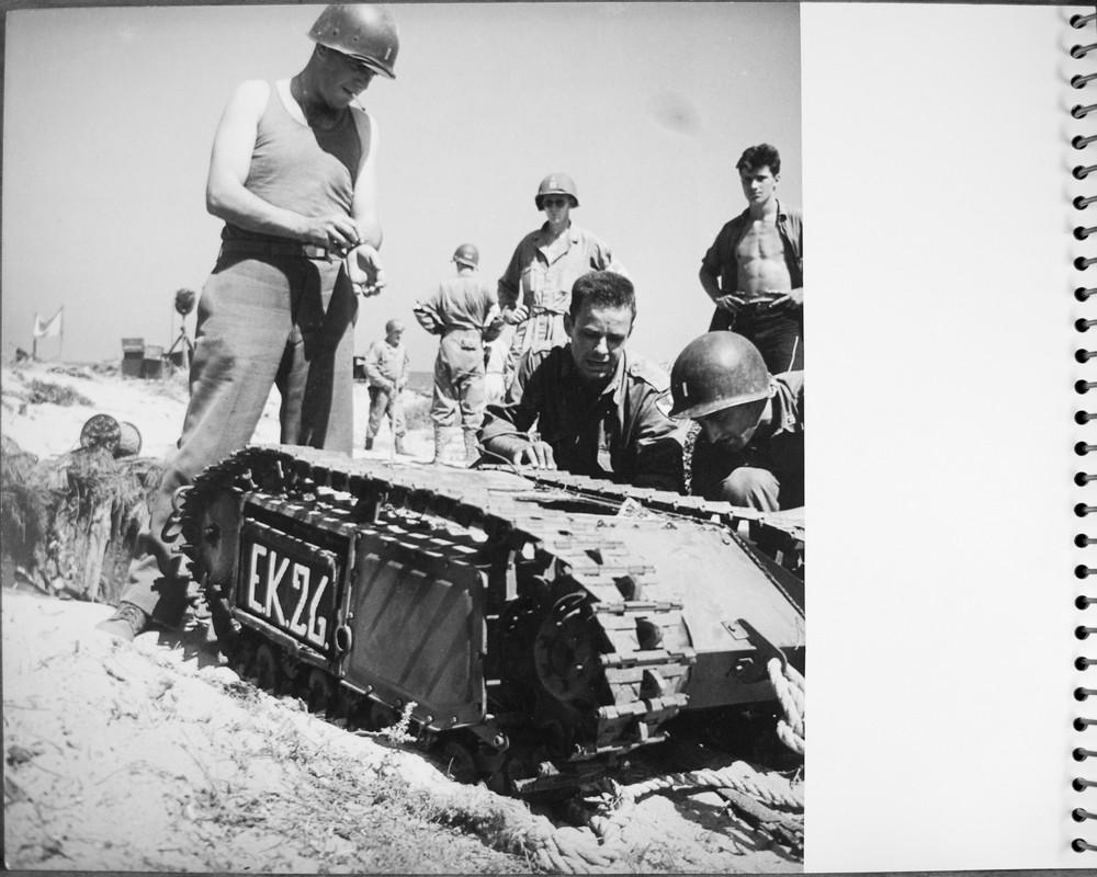 Goliath  SdKfz 302  - Mini Char téléguidé à explosif - Page 3 Riviara-36