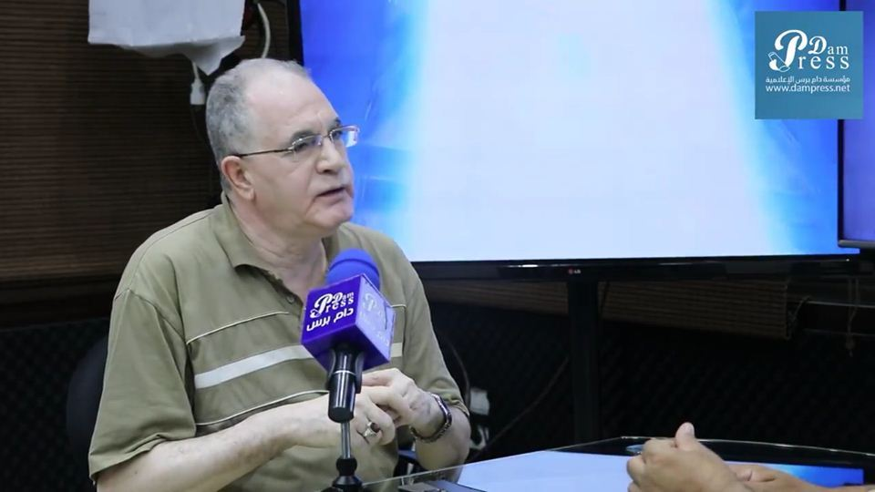 ممثل الجبهة الشعبية لتحرير ليبيا بدمشق رجب محمد معتوق في تصريح هام وحصري لدام برس 00020464629_1059766720827293_472499246_n
