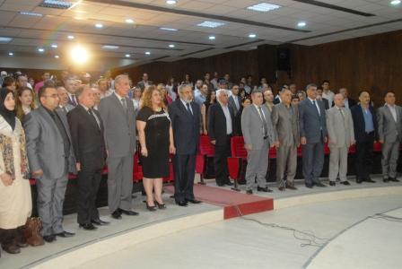 كريم أسر الشهداء الإعلاميين الذي أقامته دام برس: لا نعطي أهمية لكلام مرسي وأفعاله ونميز جيداً بين دور مصر في الواقع العربي وبين قرارات مرسي 1