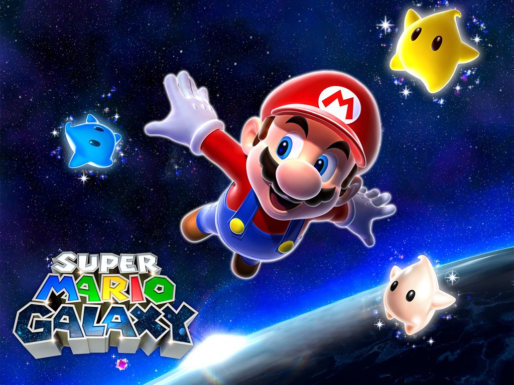New about Super Mario Bros SuperMarioGalaxyWallpaper1024