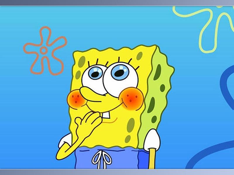 sünger bob walperlerii SpongeBobSquarepantsWallpaper800