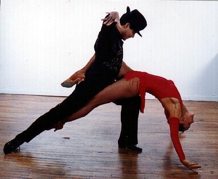 Tango TangoMarianneLucas