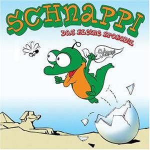 SCHNAPPI - Das kleine krokodil Schnappicover_big