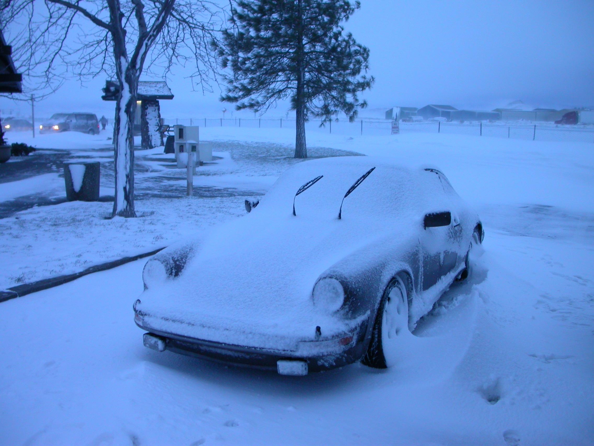 Porsche en hiver - Page 5 DSCN9061