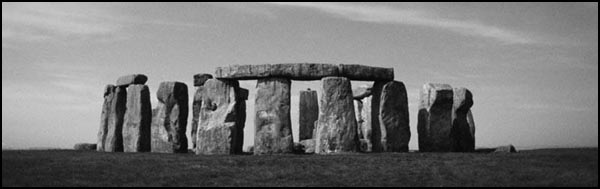 X-Files Stonehenge
