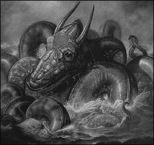 Monstres mythiques et créatures légendaires Craken_kraken